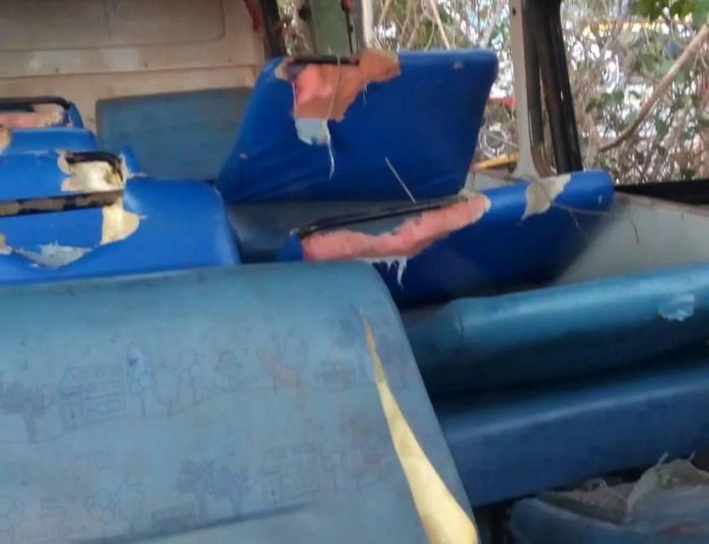 ônibus escolar brasileira piauí parnaíba piracuruca piripiri