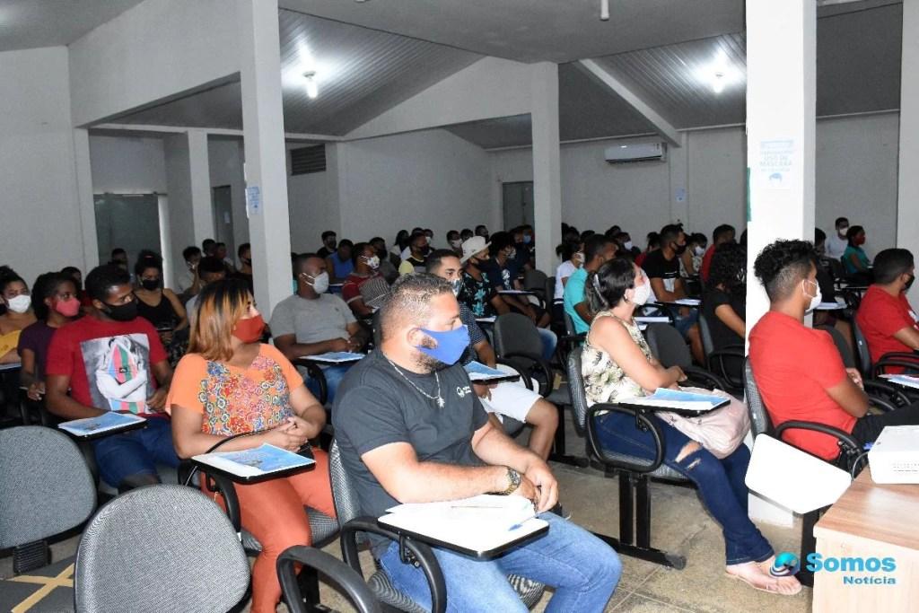 cursinho preparatorio em Amarante DSC 1599 Prefeitura de Amarante inicia preparatório para concurso da PM com mais de 100 alunos
