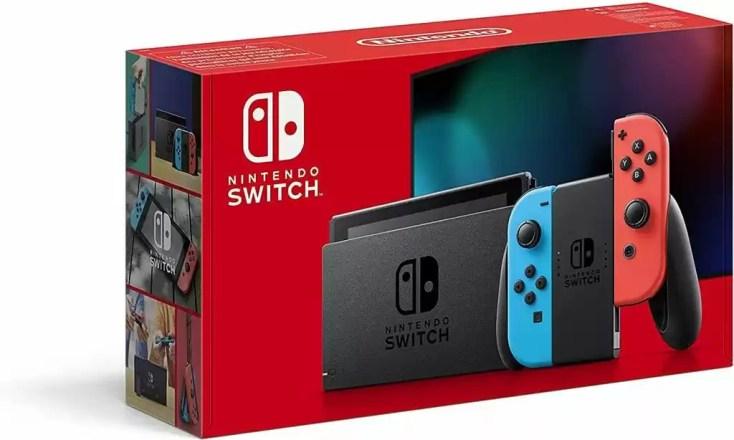 Nintendo Switch ahora al mejor precio en Amazon