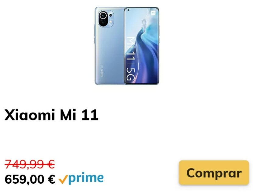 Uno de los mejores Xiaomi tira su precio pero solo por tiempo limitado.
