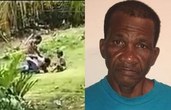 Resultado de imagen para Se entrega hombre fue grabado golpeando a su esposa en Las Terrenas