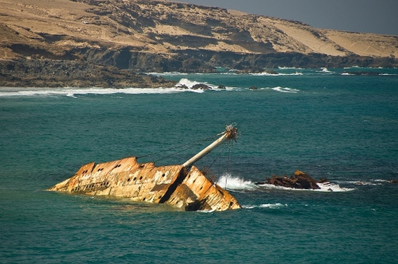La desaparición del barco fantasma de Fuerteventura C