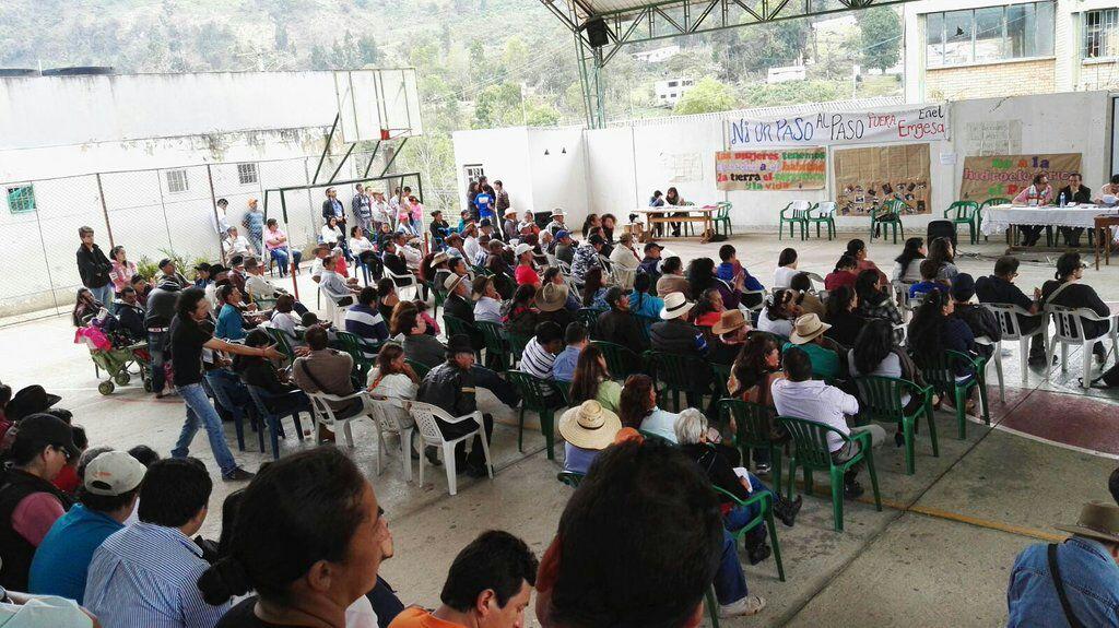 Colombia: Se germinan historias, se cultivan mundos: Cabrera un pueblo guerrero que defiende nuestra naturaleza