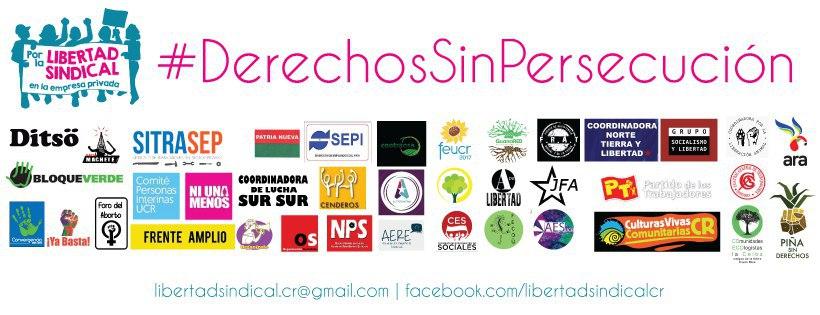 Costa Rica: Amenazas de muerte dirigidas a integrantes del Sindicato de Trabajadores del sector privado (SITRASEP)