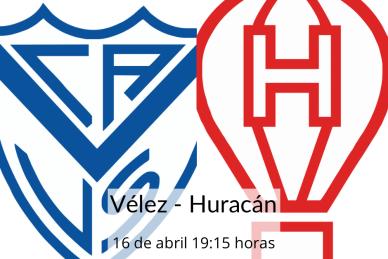LA PREVIA VS HURACÁN