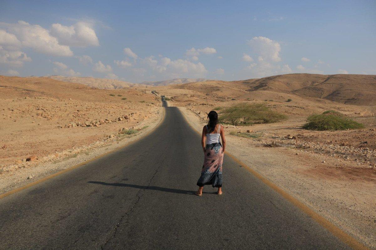 Carretera Jordania