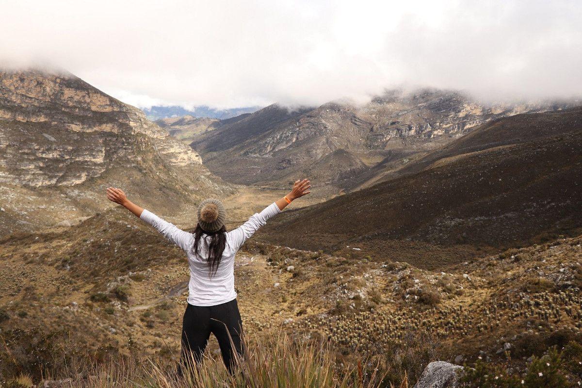 Montañas Nevado del Cocuy