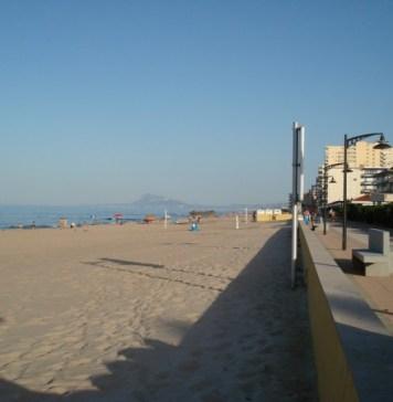 playa guardamar de la safor