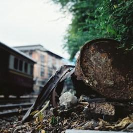 Off the railway