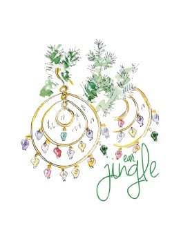 Ear Jingle Holiday Tee