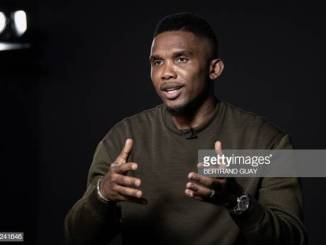 Africans didn't vote for Mane in the Ballon d'Or Eto'o cries out