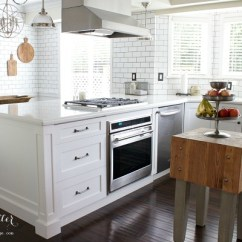 Renovated Kitchen Modern Clocks For Industrial Vintage French Before And After With Source Picture Of So Much Better Age