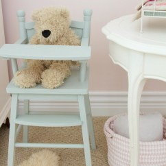 Age For High Chair Oversized Bedroom Little Doll Highchair A Funny Story So Much Better With Cute Stuffed Animal In