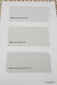 How to Pick White and Grey Paint Colors | So Much Better ...