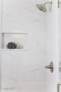 Carrara Marble Porcelain Tile | Tile Design Ideas