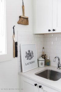 The Best Vintage Laundry Room Decor | So Much Better With Age