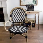 Diy French Bistro Chair So Much Better With Age