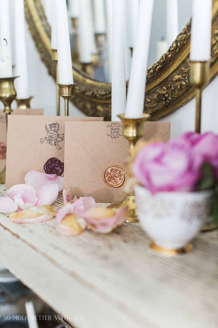 Valentine's Wax Seal Cards - So Much Better With Age