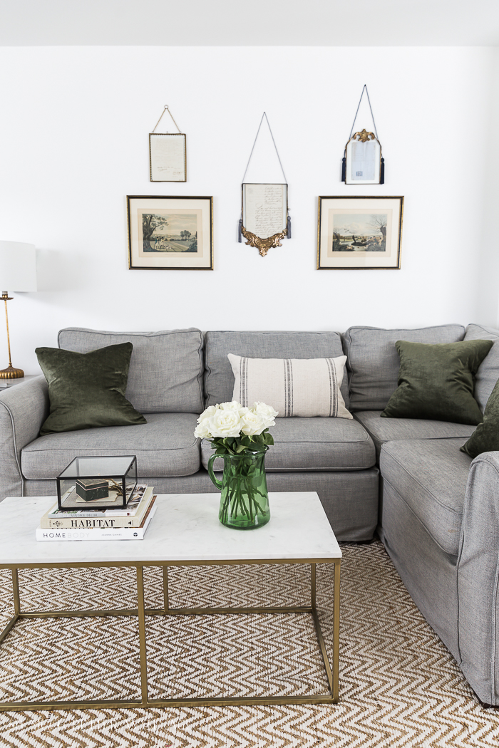 change your decorative pillow covers