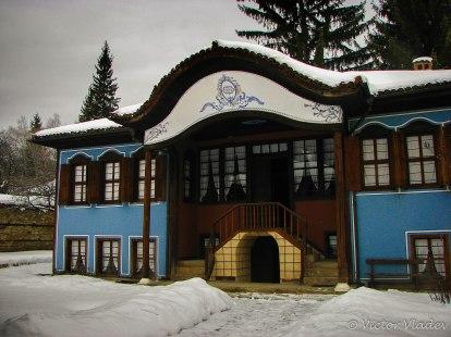 Лютовата къща