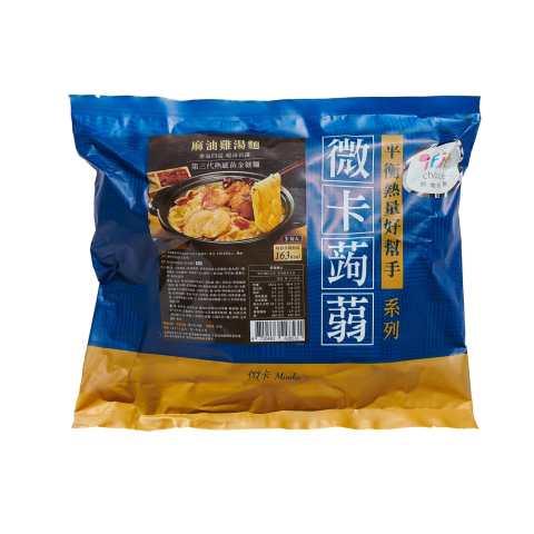 微卡 - 蒟蒻湯麵 麻油雞 8531