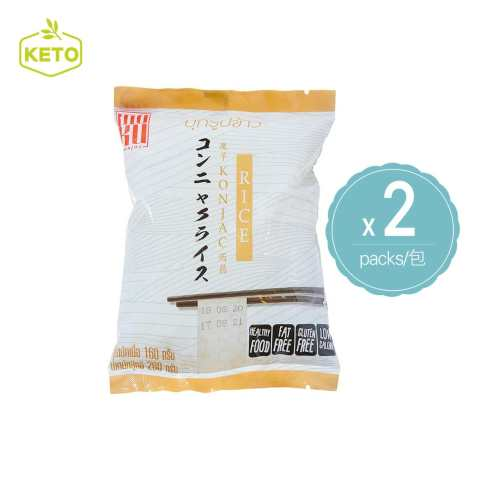 MOKU - 蒟蒻米飯 2包裝