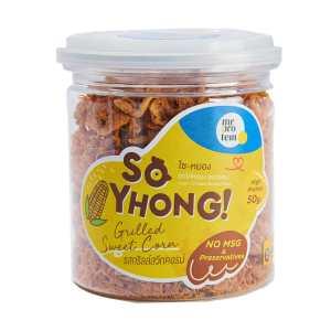 Mr Protein - 脆口雞胸肉鬆 燒粟米味 高蛋白質低卡路里零食
