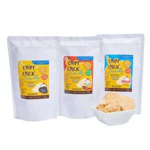 Mr Protein - 雞胸肉薯片 試食體驗包 3包裝 芝士煙肉味/黑松露味/泰式辣味
