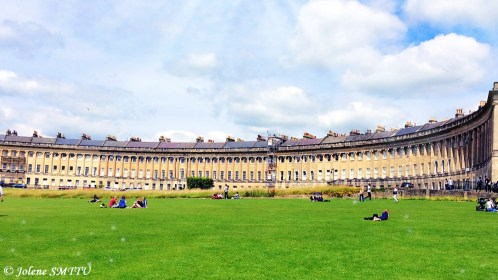 The Royal Cresecent, City of Bath