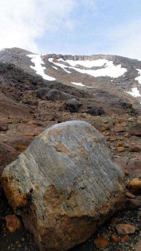 Blasted Rock & Snowbowl - Ruapehu