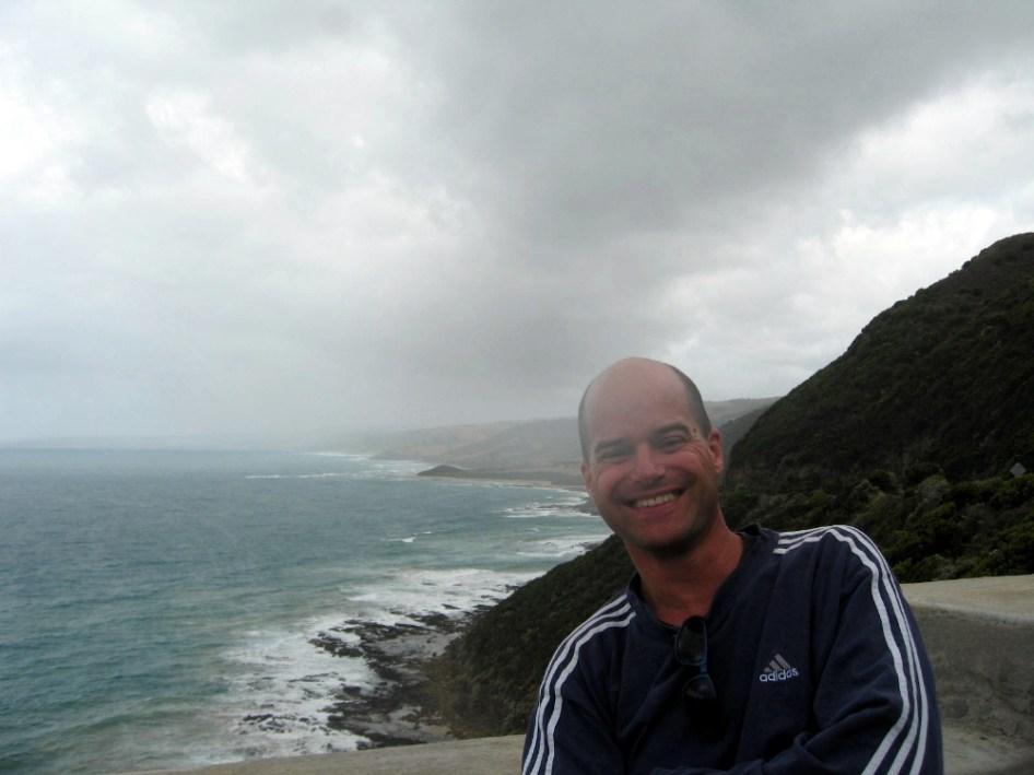 Paul on GOR Coast 2