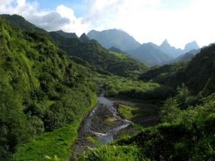 Tahiti Gorgeous Valley 2