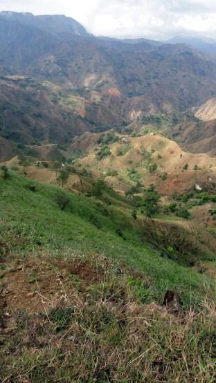 Steep Hillsides
