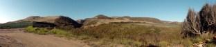 Coastal Hill Panorama