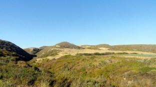 Coastal Hills Near Santa Cruz