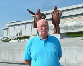 Axel Thorer erzählt Nord Korea @ Kulturfinca Son Bauló | Lloret de Vistalegre | Illes Balears | Spanien
