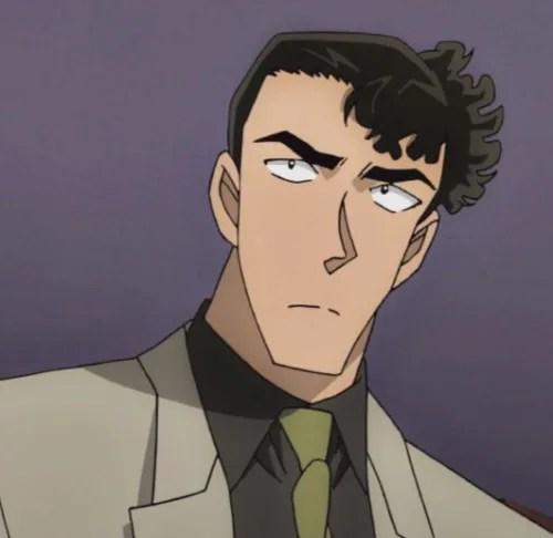 「名探偵コナン」の登場人物の年齢を一覧表でまとめた ...