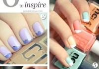tags nails french manicure batman halloween nail polish ...