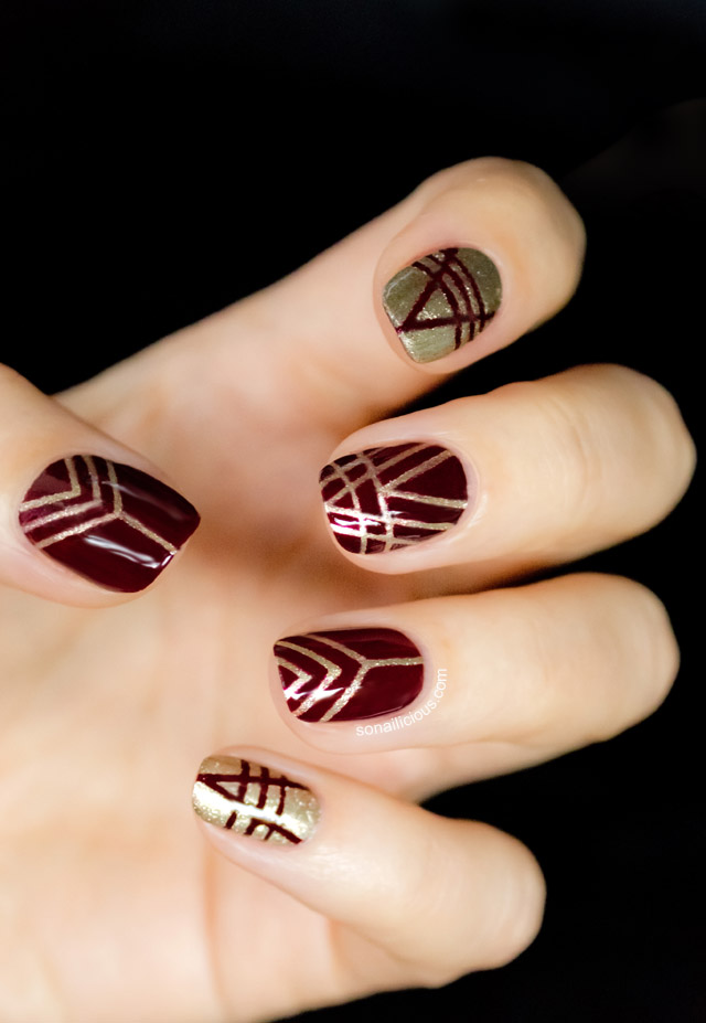 Nail Art Deco Designs