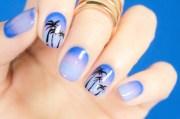 5 beach nails