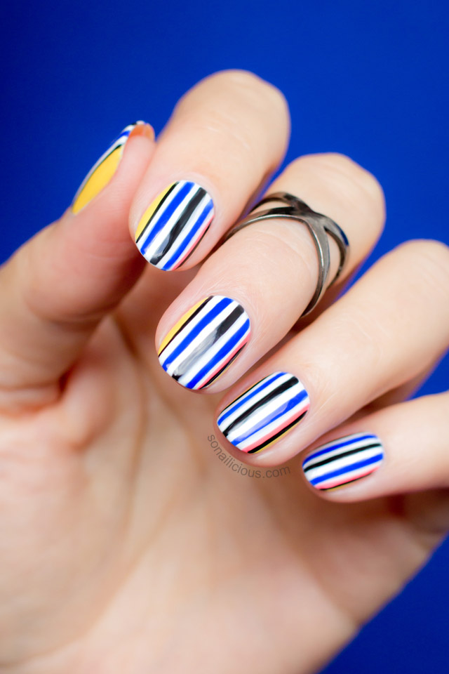 4th Of July Nails By Janelle Elleandish