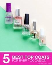 5 top coats of 2015