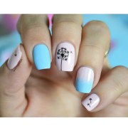pink and blue spring nails sabina0031