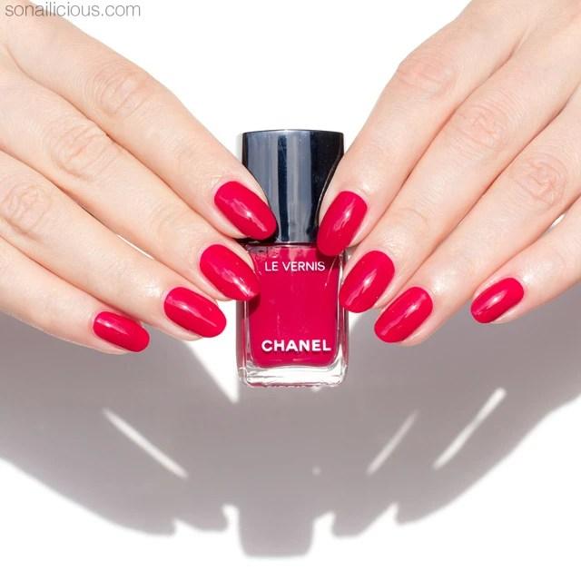 Chanel Sunrise Trip Nail Polish