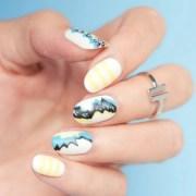 versace nails - sonailicious