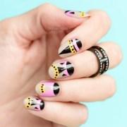 fendi nails shoes - sonailicious