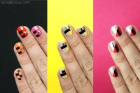 3 Funky Nail Art Ideas To Try This Weekend. Tutorials ...