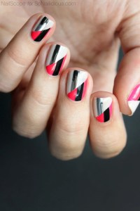 Pin Funky-nail-art-picture on Pinterest