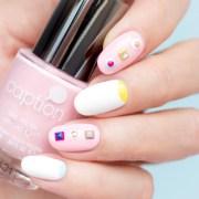 spring nail design inspired