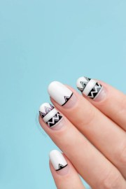 8 easy summer nail design